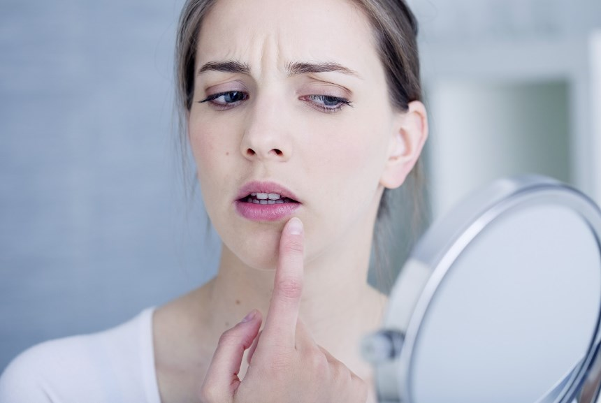 Афти в роті - причини і лікування