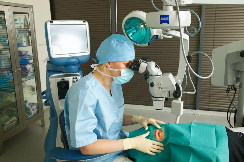 Лікування діабетичної ретинопатії