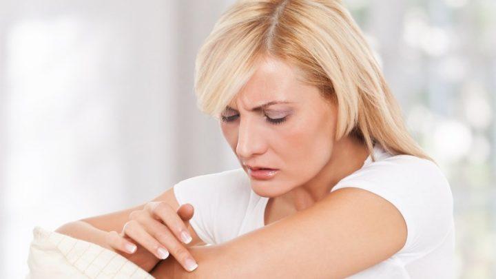 Червоний дермографізм: причини, симптоми, лікування