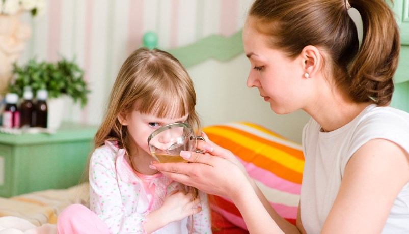 Дизентерія у дитини: причини, симптоми і лікування