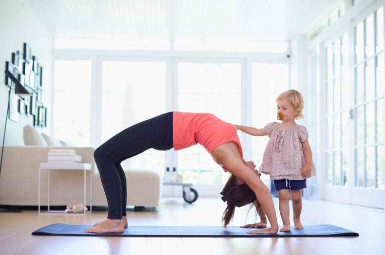 Лікування діастаза прямих м'язів живота і вправи для відновлення