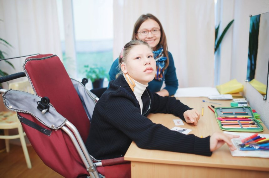 Дитячий церебральний параліч. Класифікація симптомів