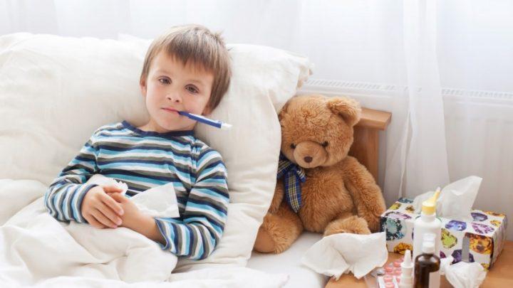 Грип у дитини: симптоми, лікування і здоровий погляд на предмет