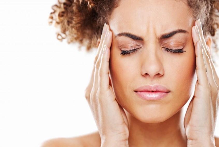 Тиснучій головний біль