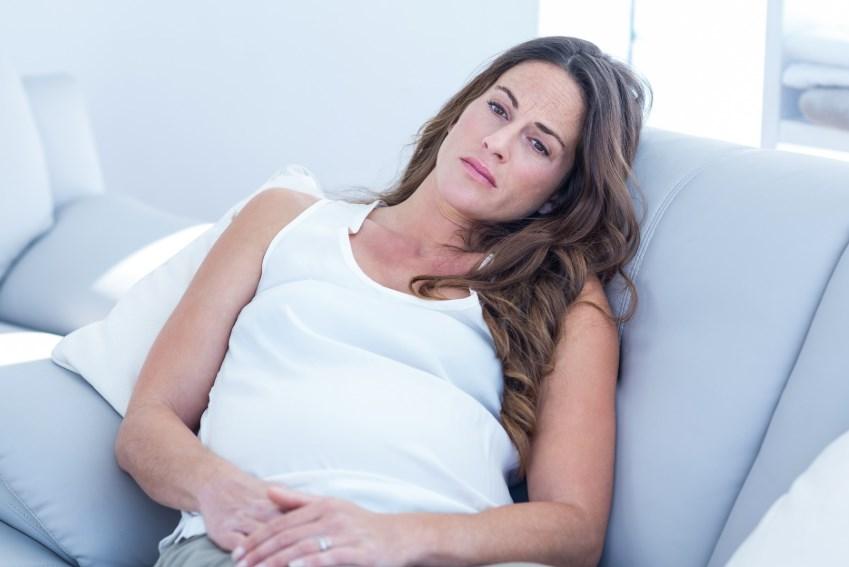 Як позбутися головного болю під час вагітності