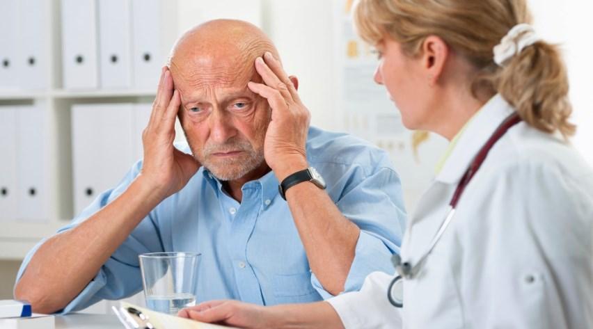 Головний біль у скронях: причини в скроневій області