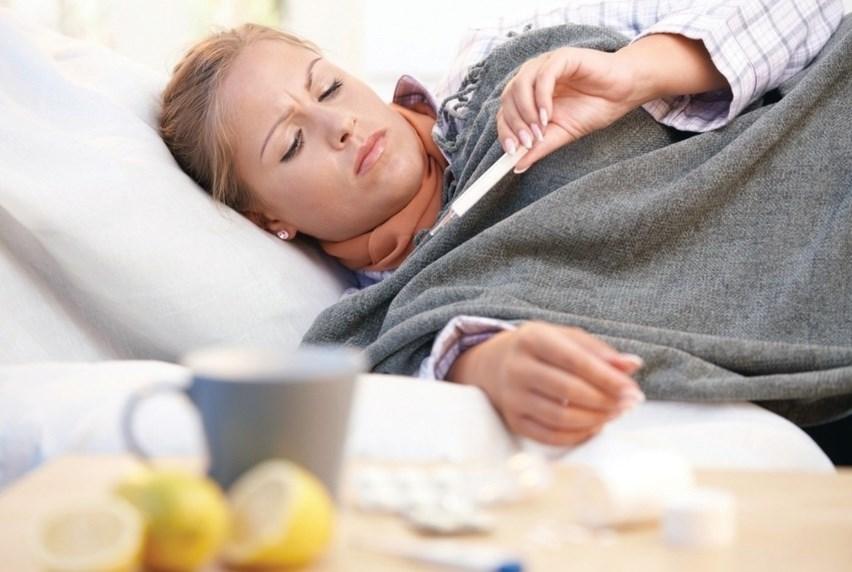 Головний біль і температура