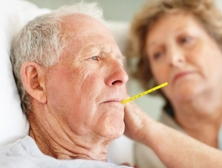 Дихальна недостатність - Захворювання легенів