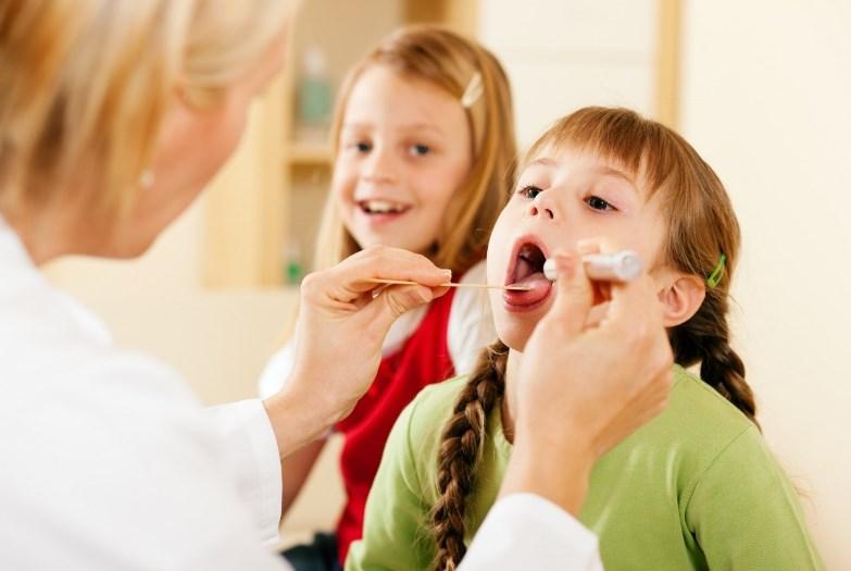 Лікування дифтерії у дітей