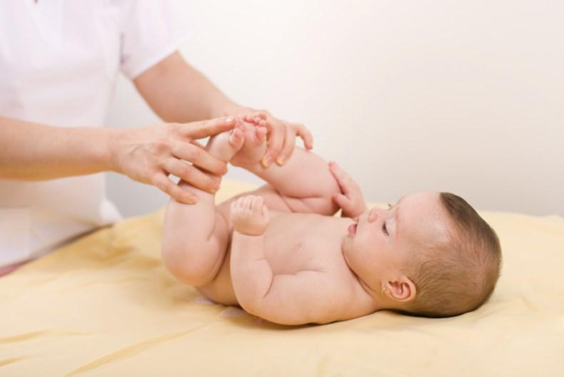 Лікування дисплазії кульшових суглобів у дітей