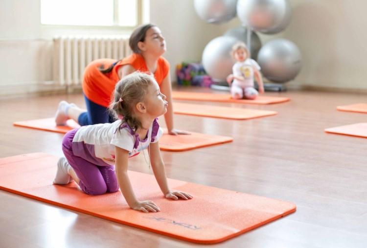 Заняття лікувальною фізкультурою для дітей: мета і основи