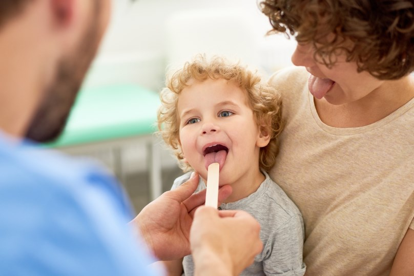 Інфекційний мононуклеоз - Вірусні захворювання