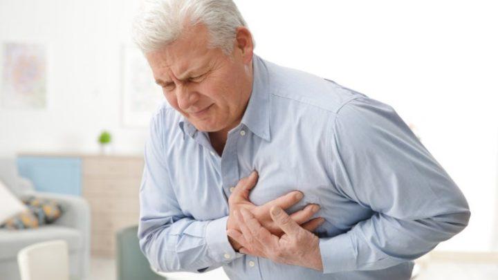 Інфаркт міокарда – п'ять кроків під час приступа