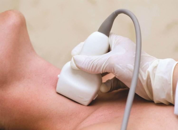 Плоскоклітинна карцинома щитоподібної залози