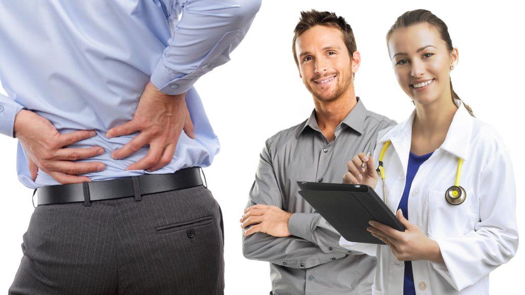 Люмбаго (простріл в попереку) - причини і симптоми, методи лікування