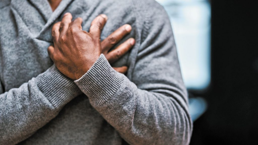Симптоми міжреберної невралгії
