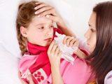 ГРВІ у дітей: причини захворювання, основні симптоми, лікування і профілактика