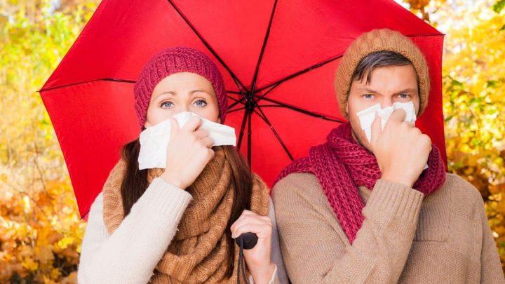 Гострі респіраторні вірусні інфекції (ГРВІ): причини захворювання, основні симптоми, лікування і профілактика