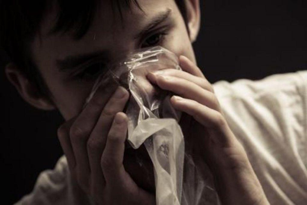Токсикоманія: причини захворювання