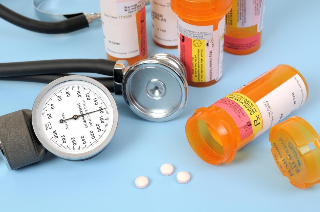 Лікування гіпертонічної енцефалопатії