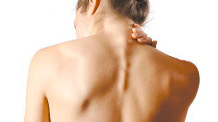 Які найпоширеніші хвороби спини