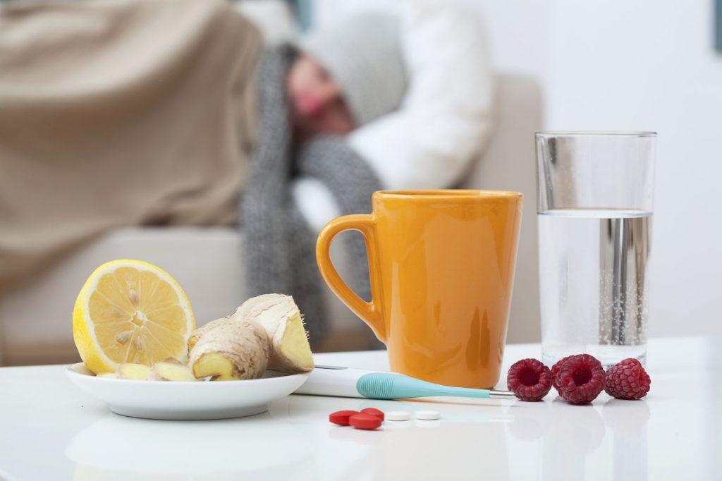 Поради щодо захисту від грипу та застуди