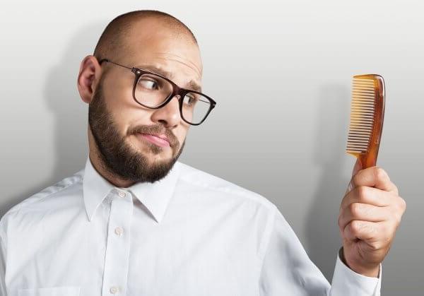 Облисіння у чоловіків: причини і методи лікування