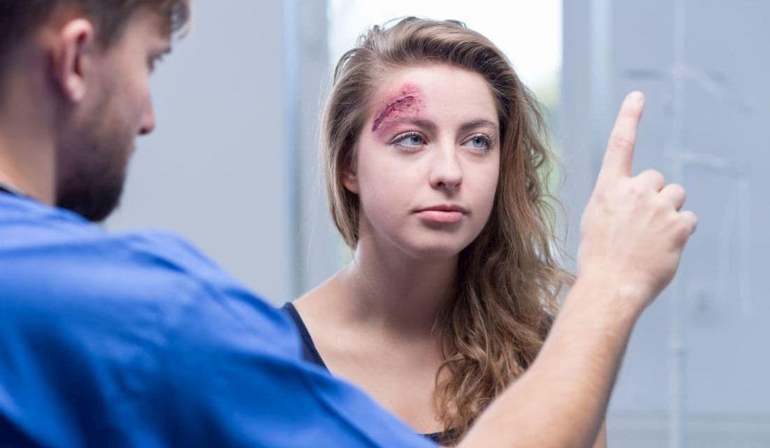 Струс мозку: симптоми, діагностика та лікування