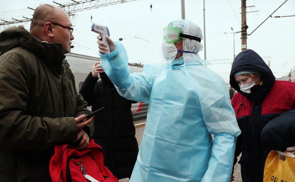 Коронавірус в Україні - Як перевіритися на коронавірус