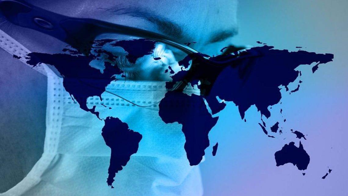 Епідемія коронавіруса в світі
