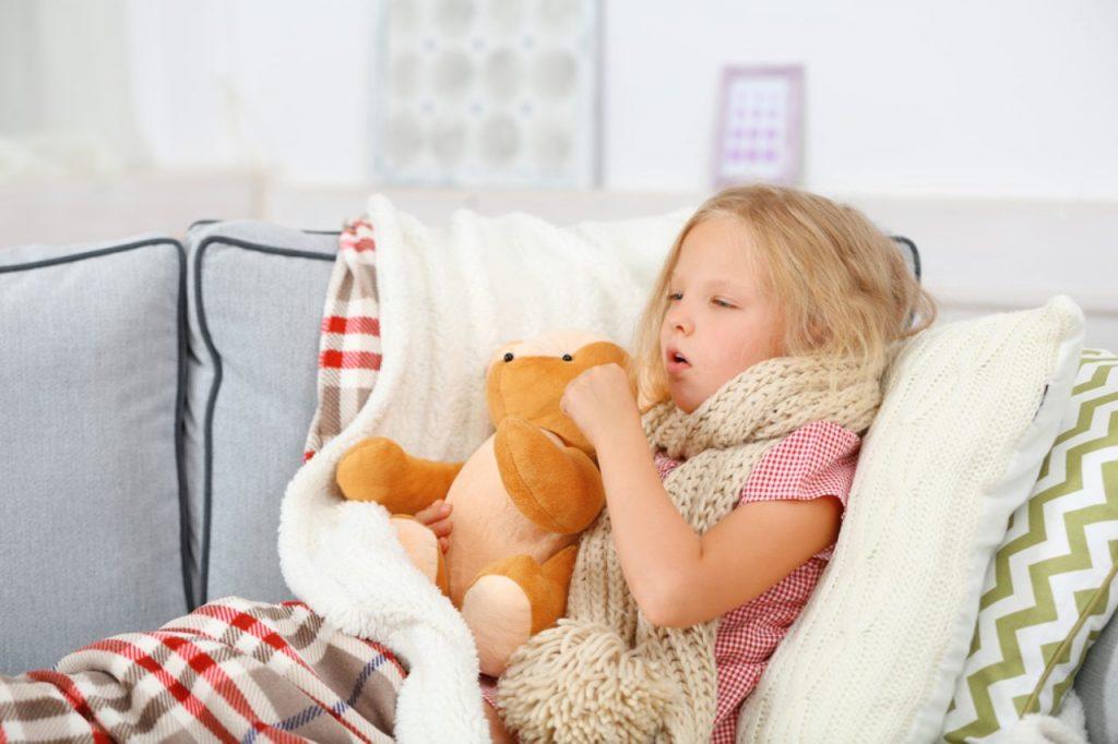 Кашель у дитини: причини