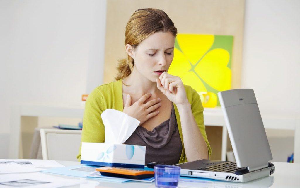 Сухий кашель – причини, симптоми і лікування