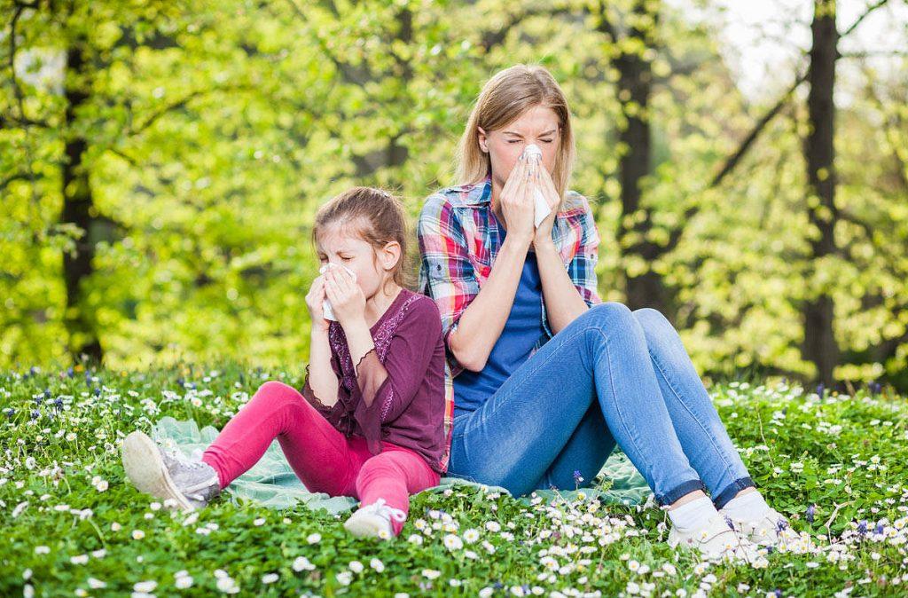 Весняні хвороби: до чого готуватися і як їх лікувати