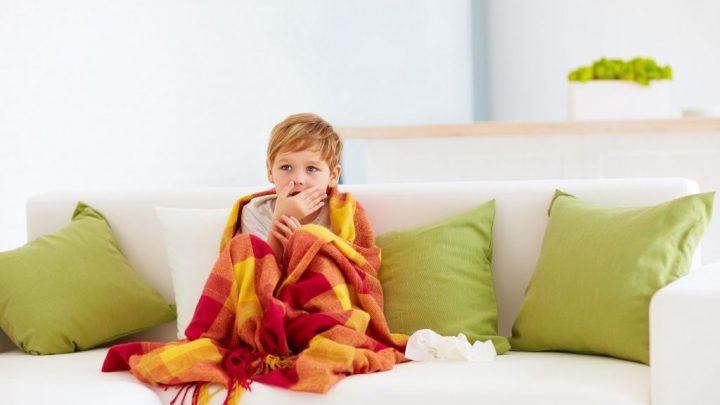 Сухий кашель у дитини: причини і чим лікувати?