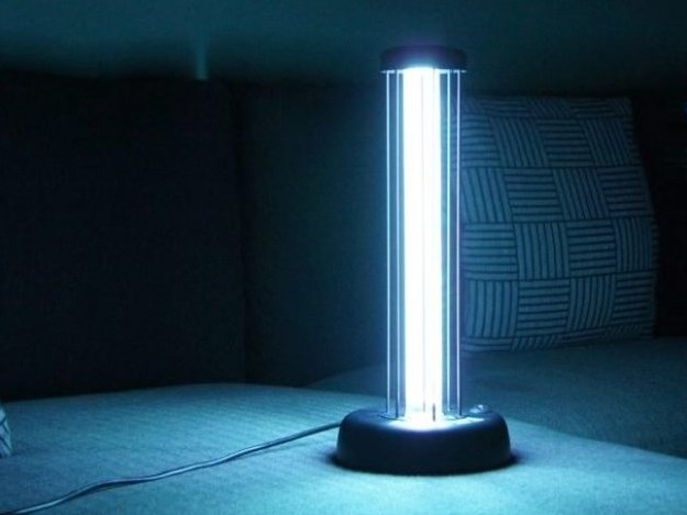 Кварцування будинку - користь і шкода для здоров'я, як вибрати лампу