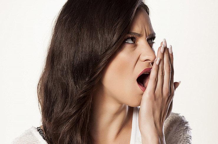 Халітоз (галитоз). Причини неприємного запаху з рота