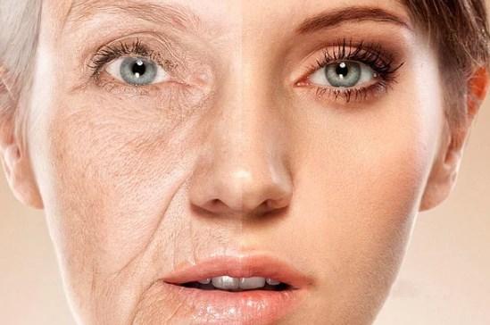 Вікові зміни шкіри: причини, симптоми