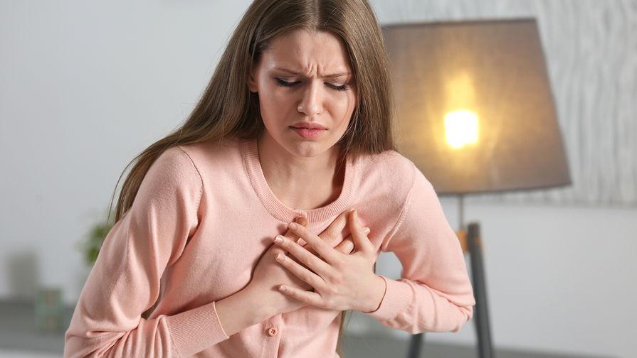 Механізм розвитку та симптоми ішемічної хвороби серця