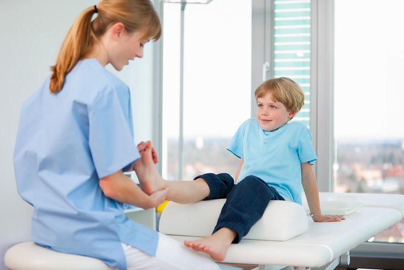 Лікування підошовної бородавки у дитини
