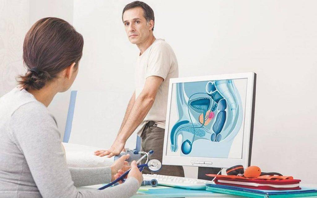 Лікування хвороб сечостатевої системи у чоловіків