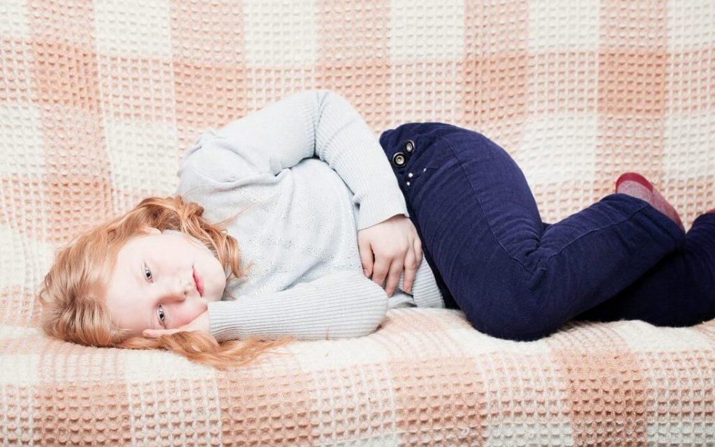 Кишкові інфекції у дітей раннього віку