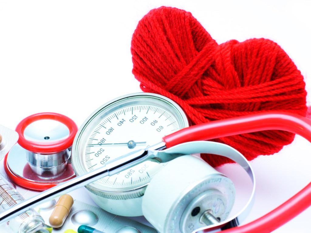 Гіпертонія і серцево-судинні захворювання