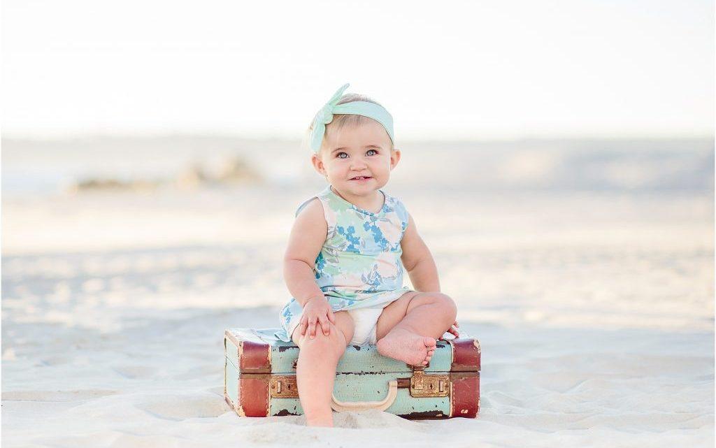 Літня спека: як допомогти новонародженому перенести спеку