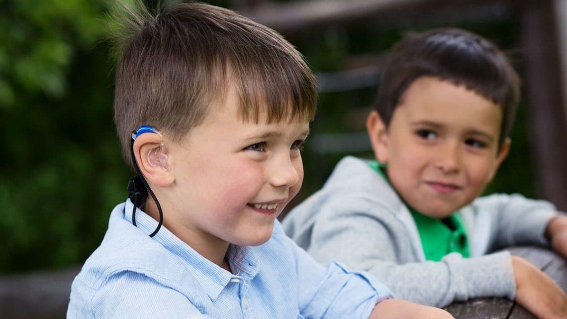 Проблеми зі слухом у дитини: виявлення, обстеження
