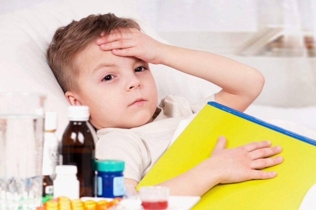 Що робити, якщо дитина часто хворіє?