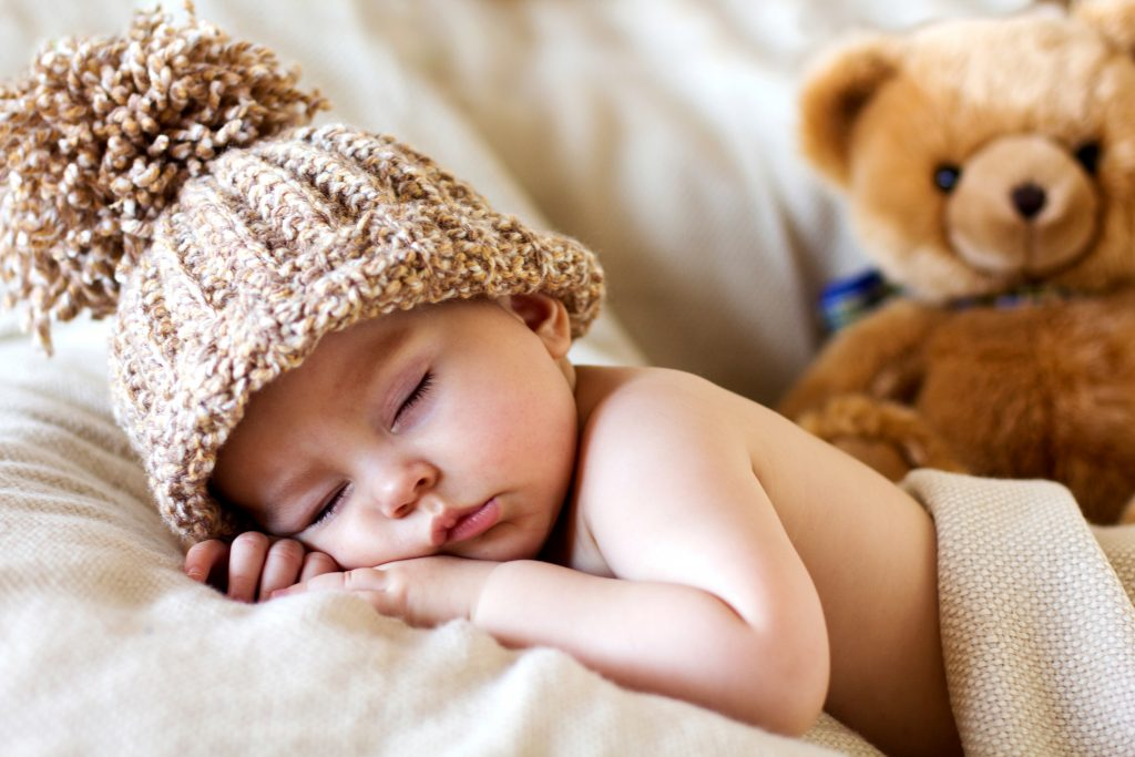 Здоровий сон дитини: Основні правила