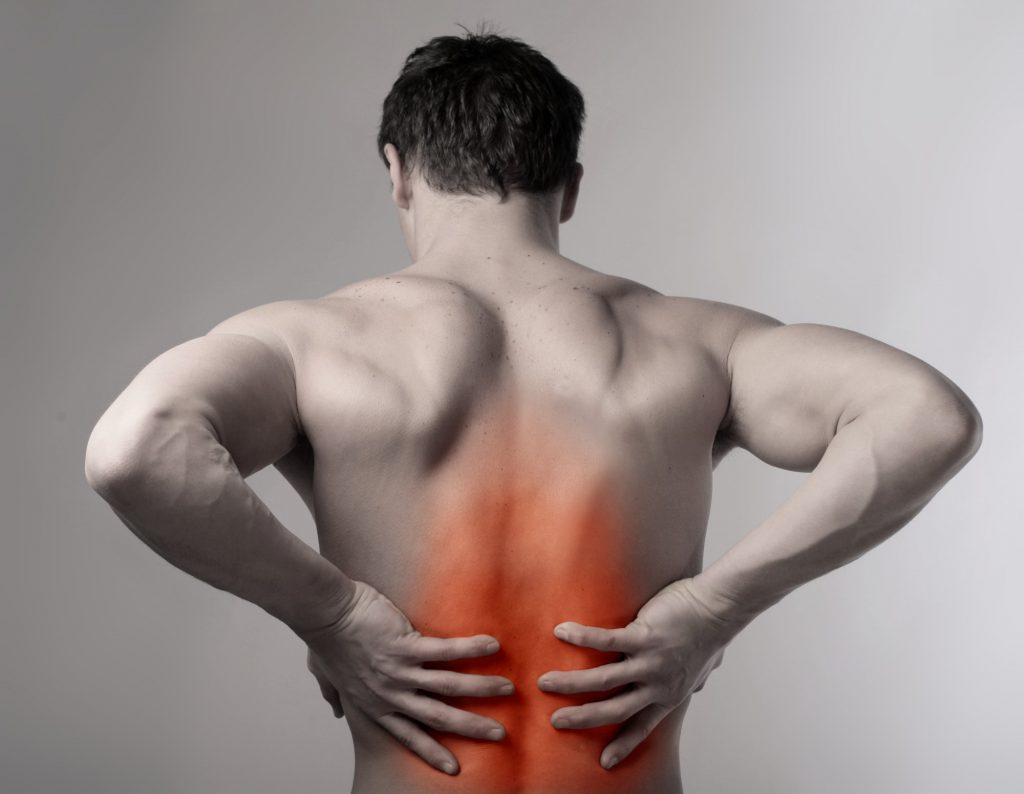 Болі в спині - різновиди, лікування