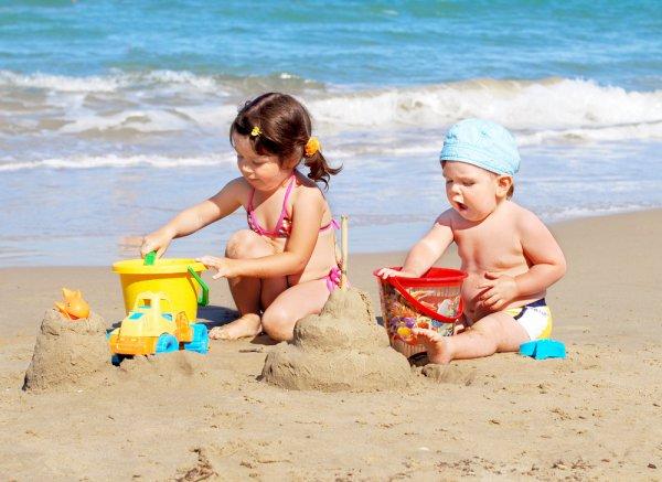 Алергія на сонце у дітей: що робити?