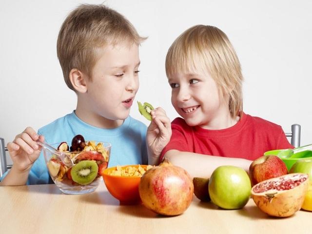 Раціон харчування для школяра: ТОП найкорисніших продуктів