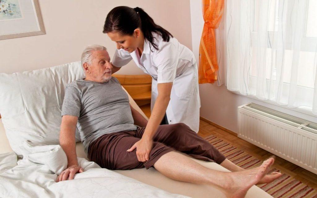 Боротьба з пролежнями: основи догляду за лежачими хворими